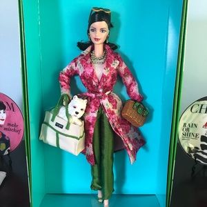 Kate Spade Barbie Doll in box with COA
